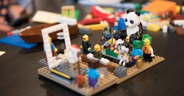 Lego Meetup Iasi by Atelierul de Idei