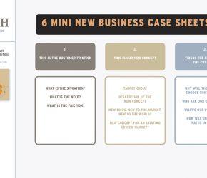 New Business case sheet | Atelierul-de-Idei