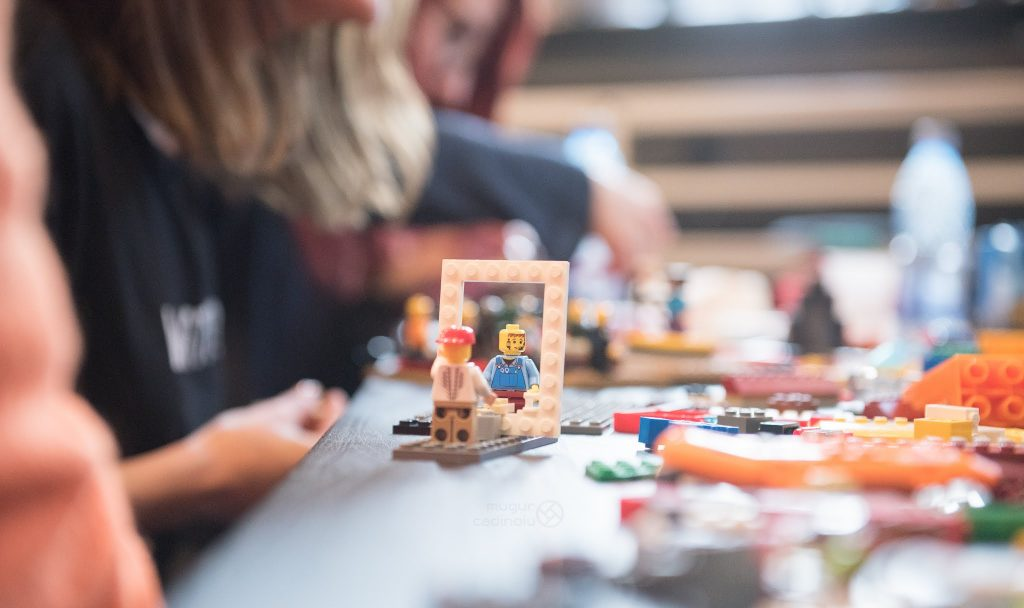 Lego Serious Play Atelierul de Idei