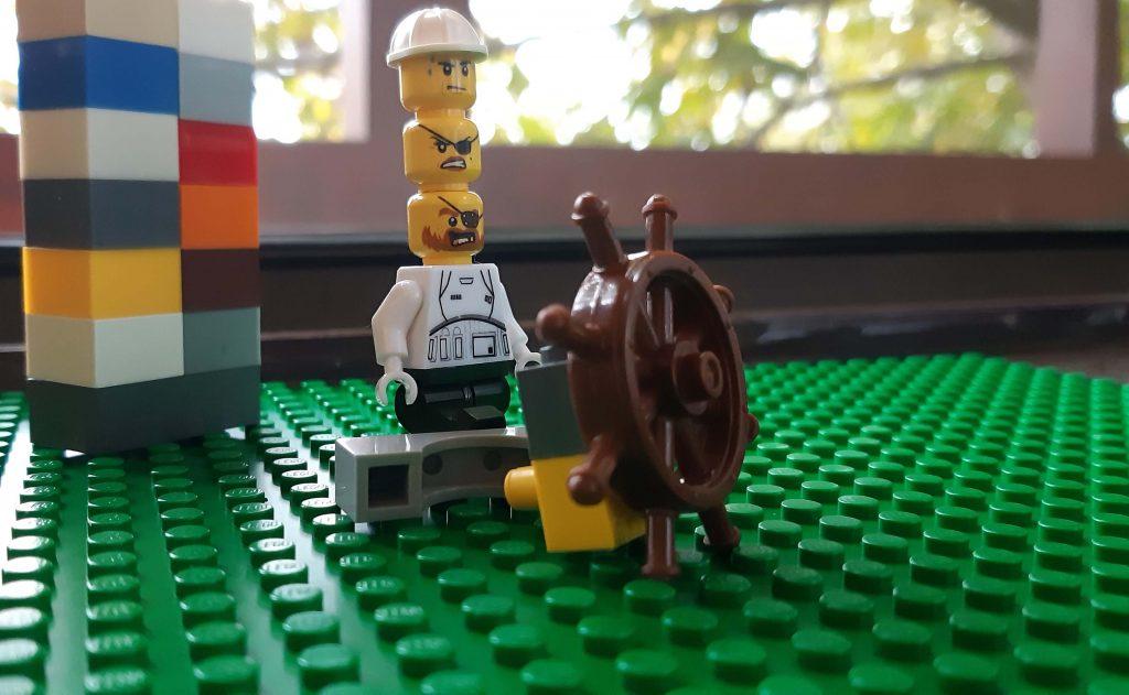 Atelierul de Idei Lego Tudor Tofan